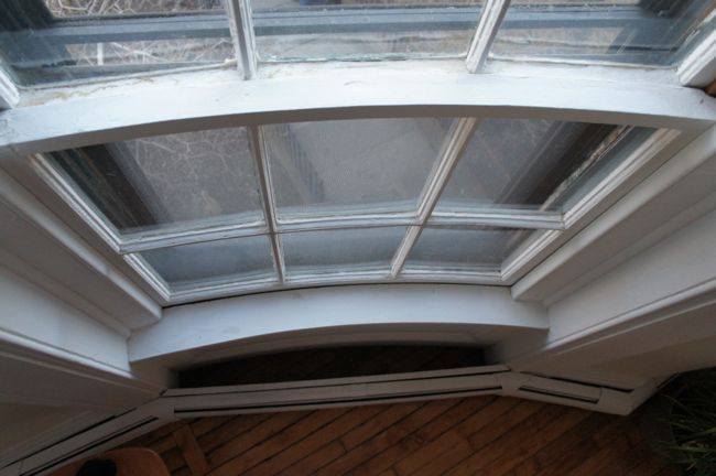Curved Bowfront Window