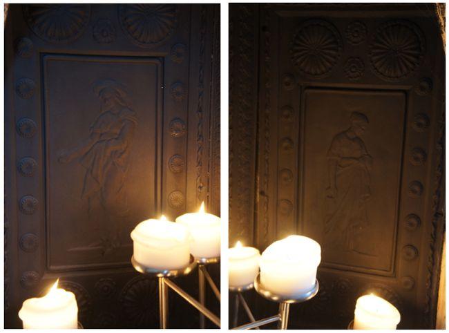 Fireplace Panels