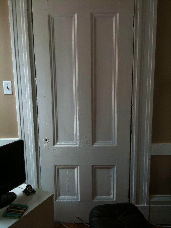 Front Room Door
