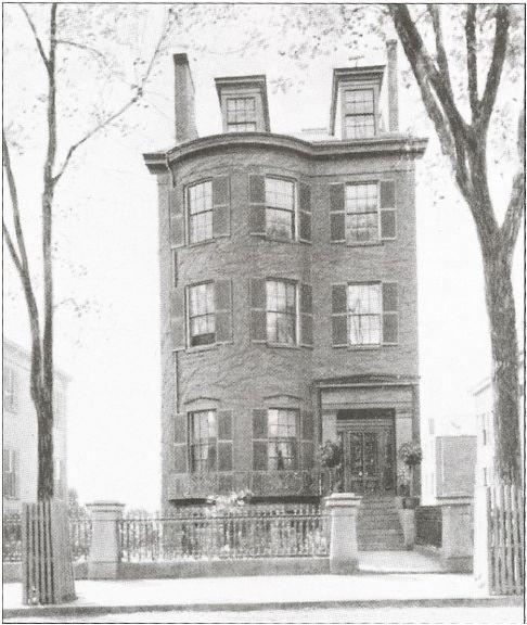 East Boston Row House