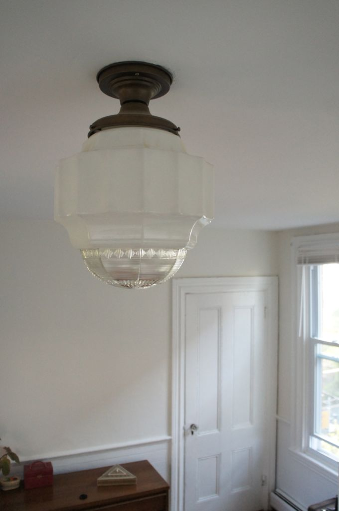 Bedroom Light Fixture