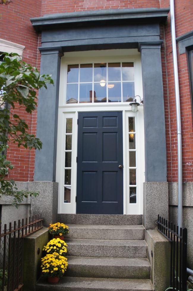 Front Door After