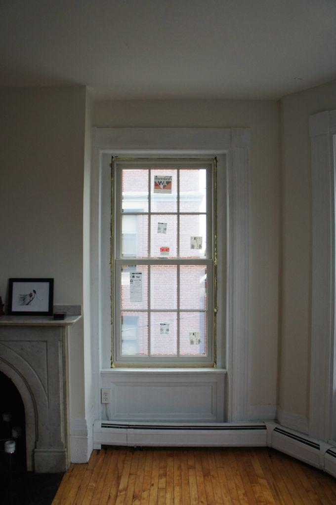 New Living Room Window