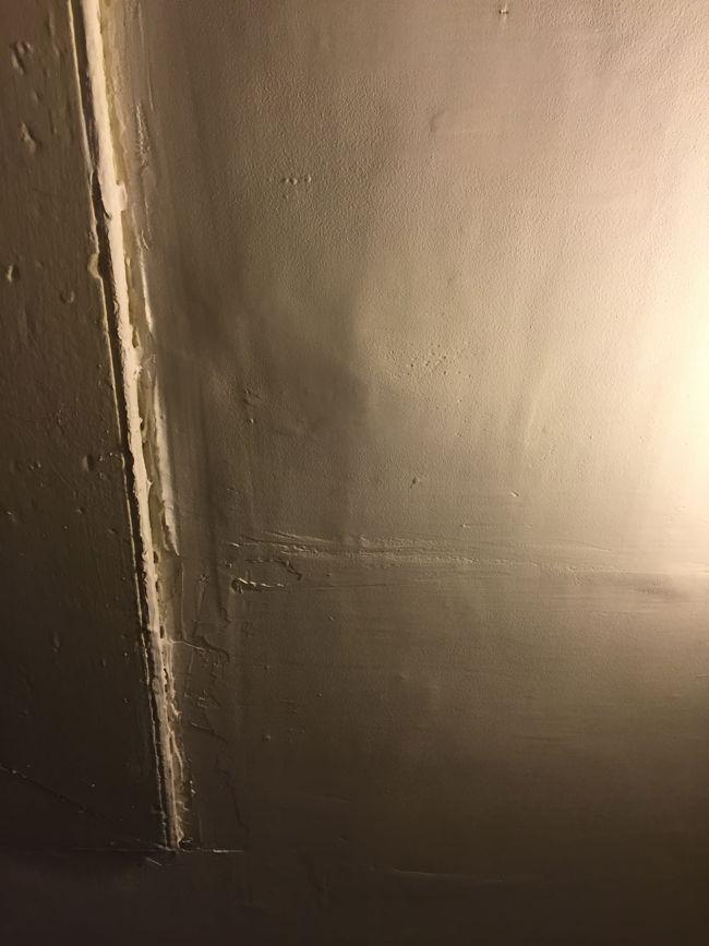 Ceiling Skim Coat