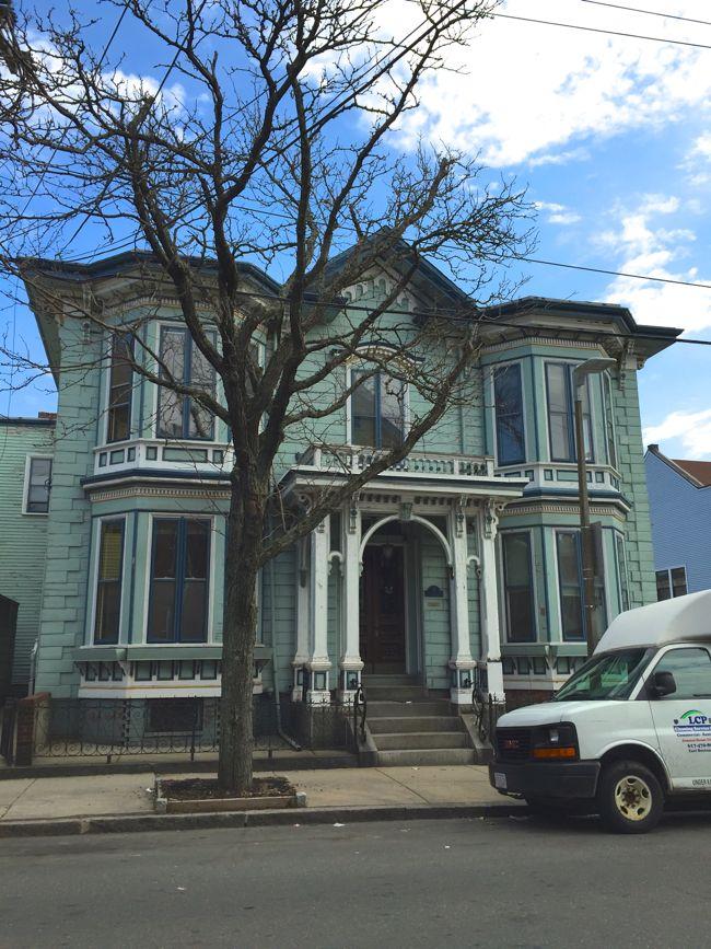 Trenton Street Mansion