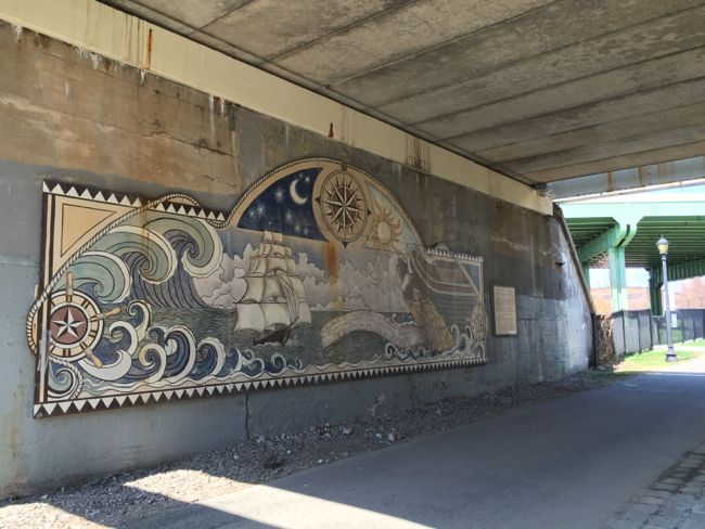 East Boston Maritime History Mural