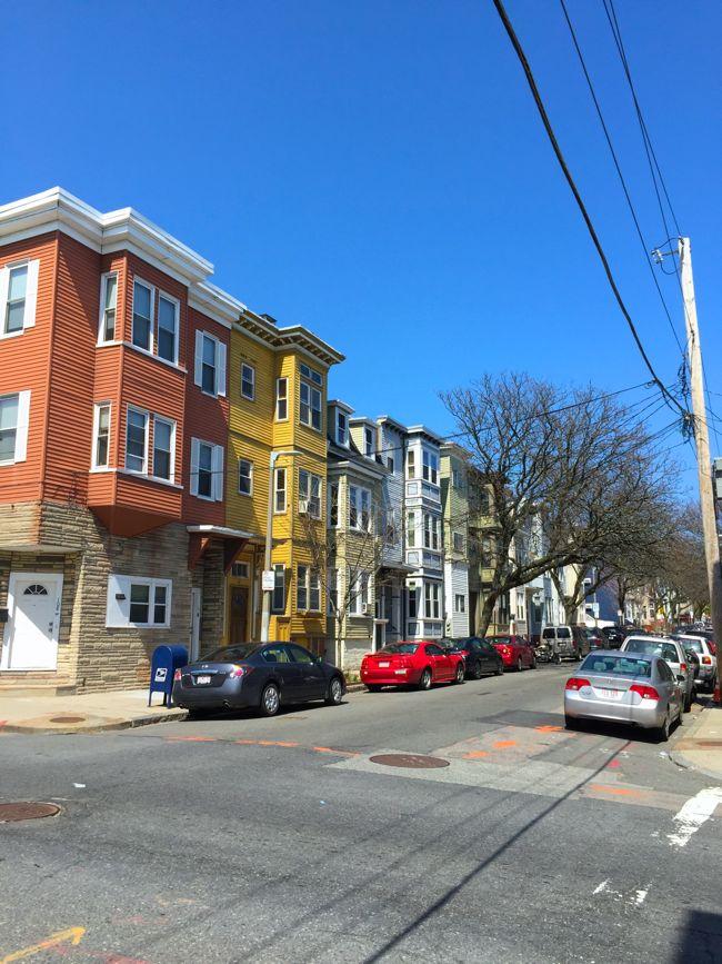 East Boston Triple Deckers