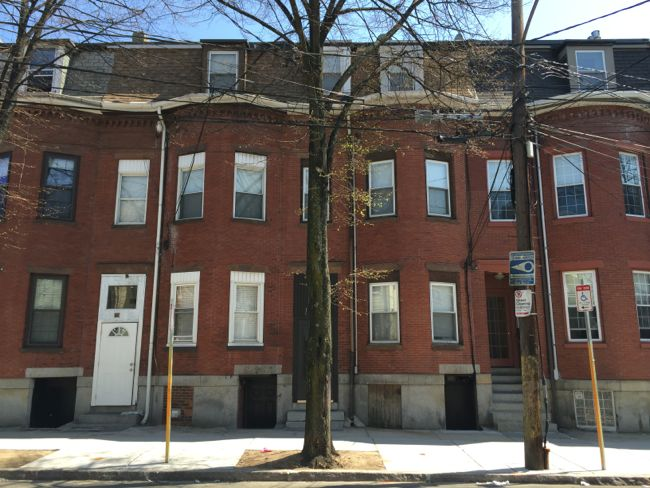 Saratoga Street Row Houses 3