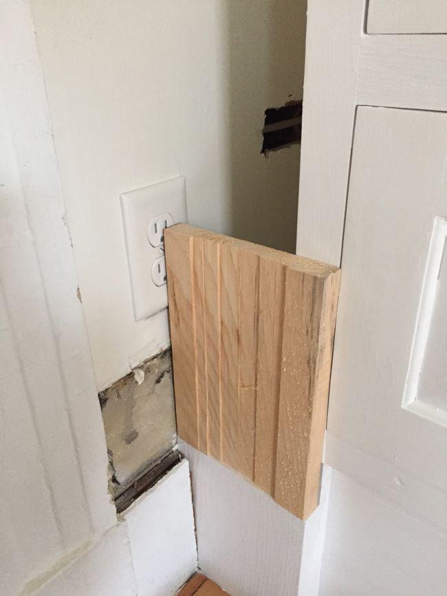Cabinet Outlet Problem