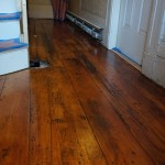 Refinishing the Stairwell Floors: Part 2