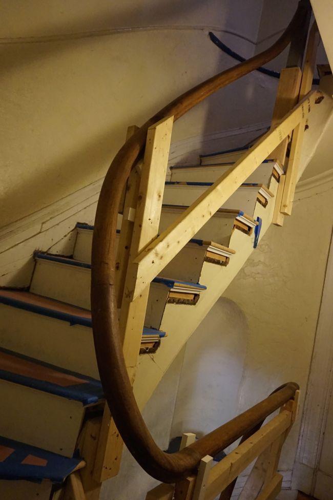 Braced Handrail
