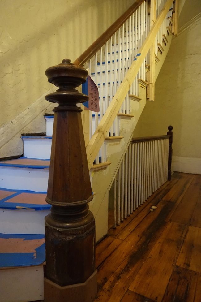 New Balusters