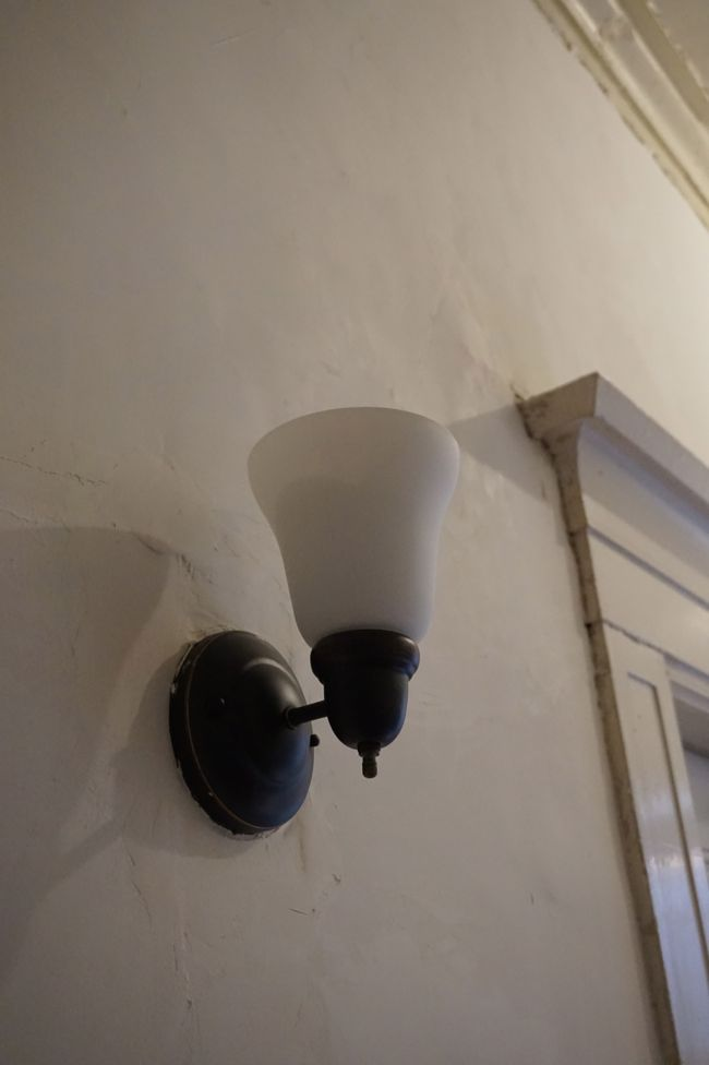 new sconce