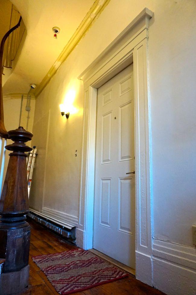 Parlor Door