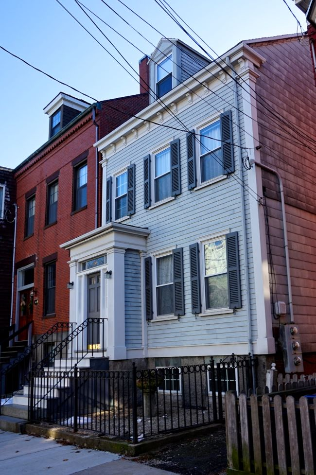 Greek Revival Detached Townhouse