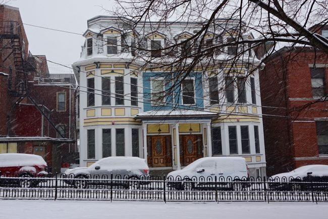 Mansard Double House
