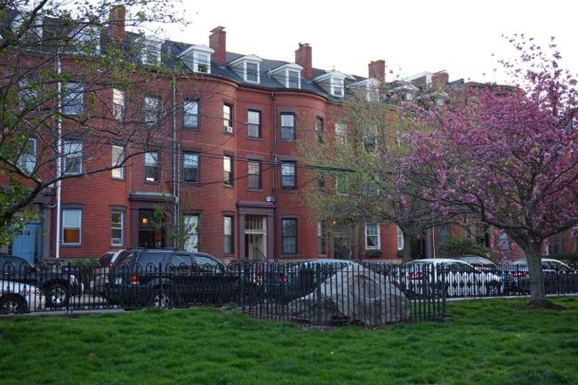 Belmont Square B